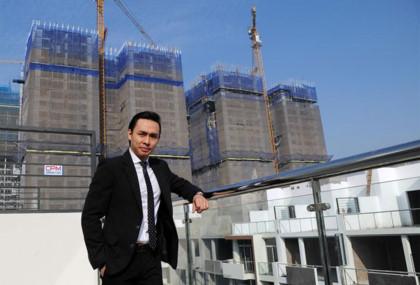 Dự án Mon City thành công
