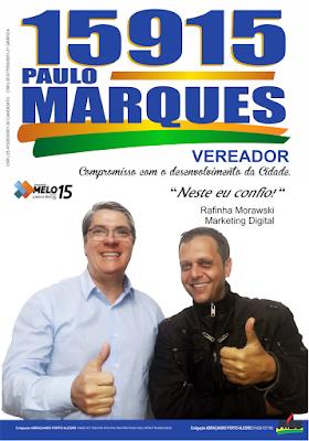Meu candidato a vereador em Porto Alegre Eleiçõe 2016