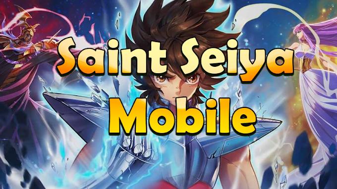 Saint Seiya Mobile é o melhor jogo de Cavaleiros do Zodíaco para Android (CONFIRA!)