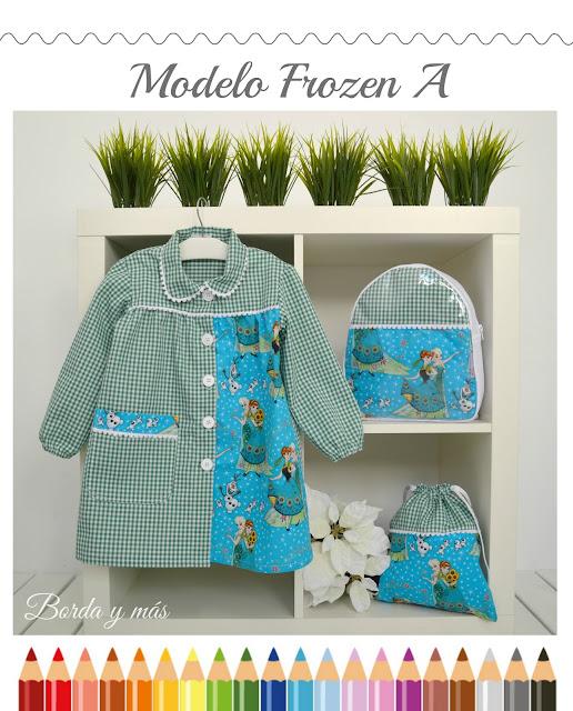 baby guarderia frozen verde