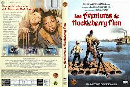 Carátula de Las aventuras de Huckleberry Finn