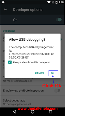 Use Your Android Phone as Emulator on Android Studio