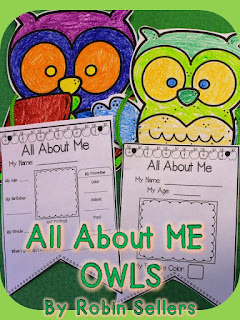 all about me preschool