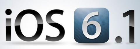 Apple iOS 6.1 Final IPSW Firmwares