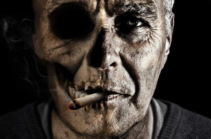 Una sigaretta al giorno basta per causare danni alla salute
