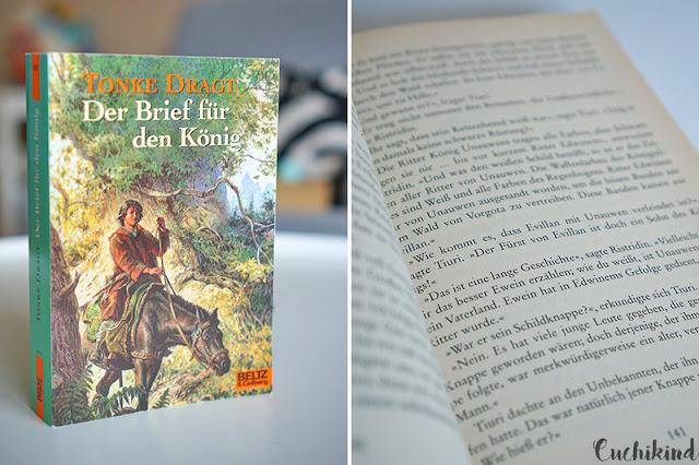 Der Brief für den König von Tonne Dragt