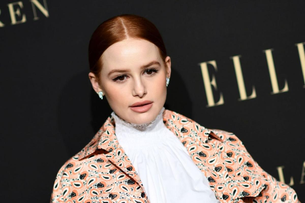 Madelaine Petsch at ELLE's 2019 Women In Hollywood Event