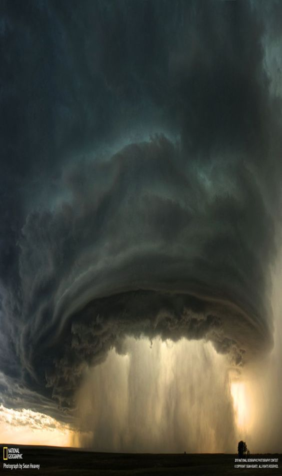 Tempestades e Raios