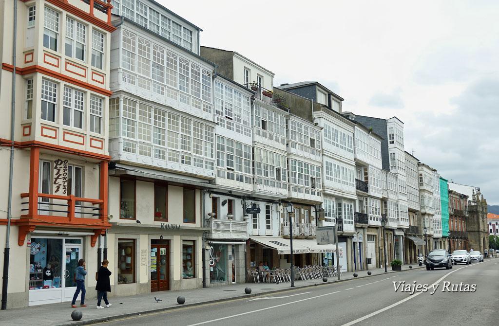 Casas de Viveiro, Lugo
