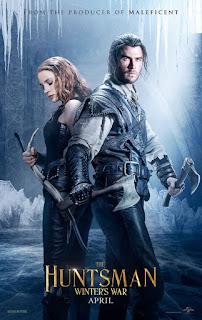 The Huntsman: Winter's War - Quarto Poster & Segundo Trailer
