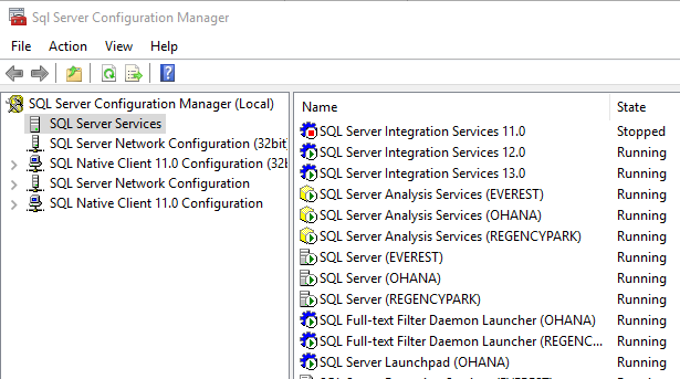 Sql server native client 11 0 windows 10 | Support Policies