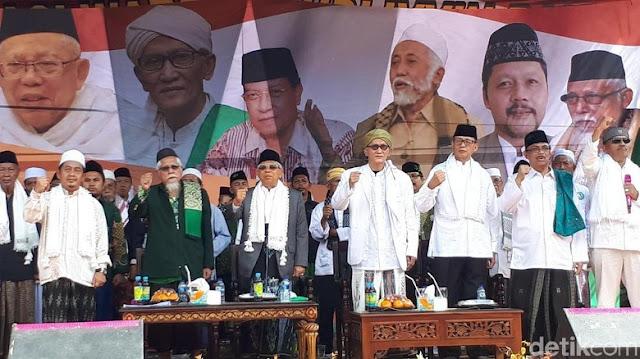 Gubernur Banten: Kiai Ma'ruf Amin Milik Umat Islam, Jadi Harus Dukung