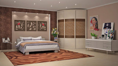 New bedroom cupboards and wardrobe designs 2019