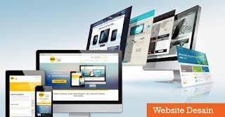 Gunakan desain website yang baik