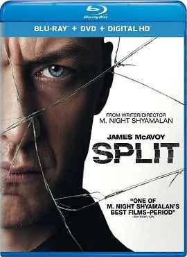 Split (2017) English Full Movie 720p & 1080p BRRip Download
