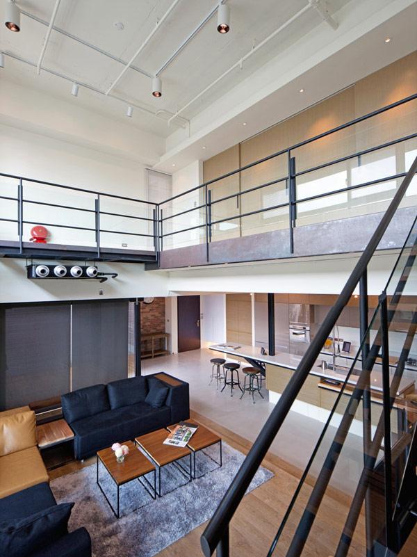 Interior Design Ideas, For Duplex Contemporary Design ...