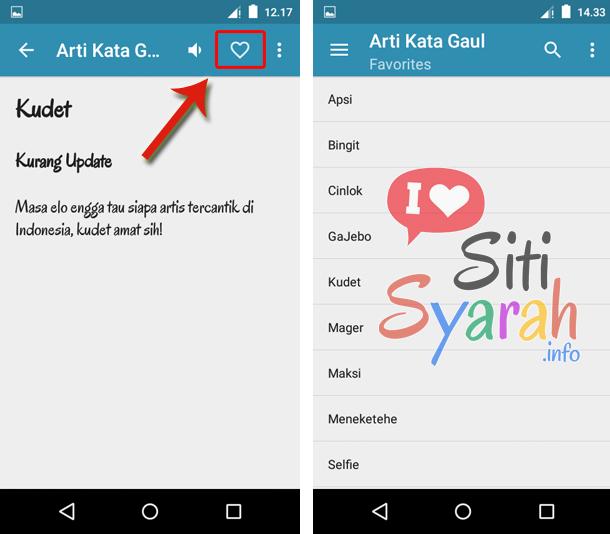 Kata gaul terbaru di BBM Android