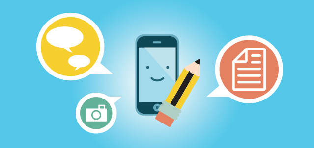 5 Awesome Mobile Apps to Blog On-The-Go | Vyas Infotech