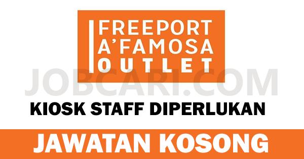 JAWATAN KOSONG FREE PORT A FAMOSA