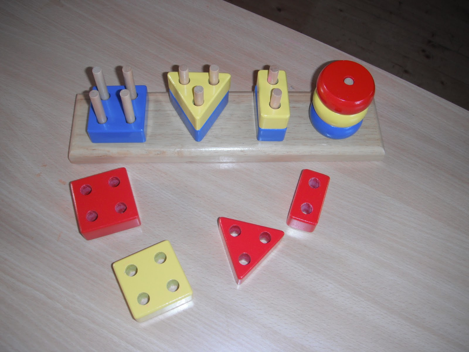 The Guilletos Playful Learning Mathematics Patterning