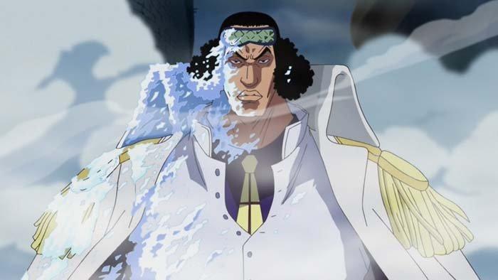 Kuzan ( One Piece )