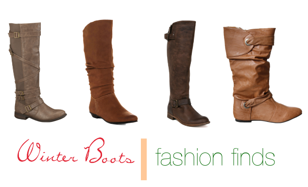 Fashion Finds | Winter Boots