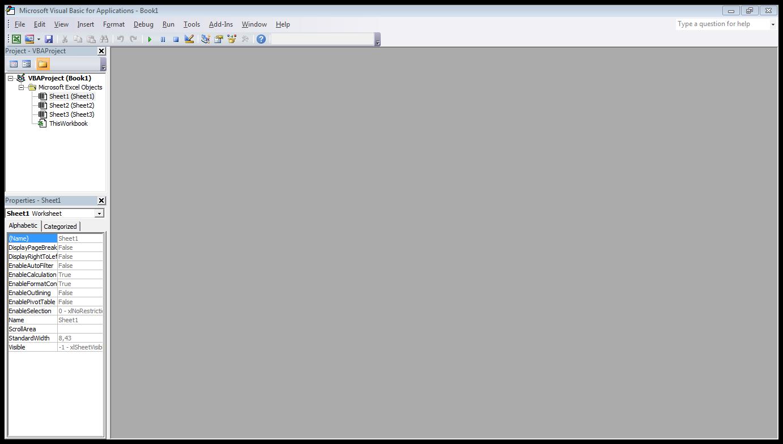 Tutorial Pengerjaan Microsoft Excel Vba