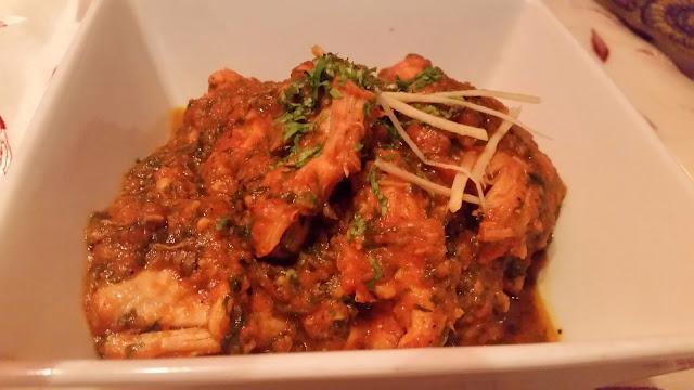Rajpure Ka Tomato Chicken