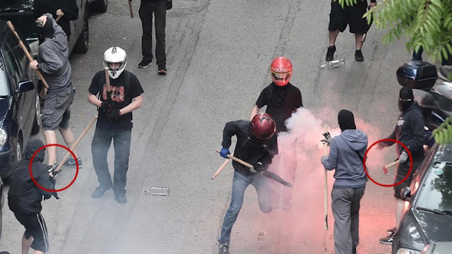 """Οι """"προστατευόμενοι"""" του ΣΥΡΙΖΑ σε """"ημερήσιες δραστηριότητες""""!"""
