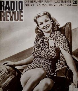 Carole Landis Radio Revue