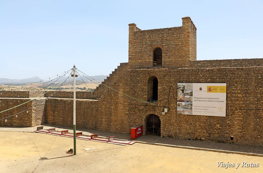 Ronda, muralla