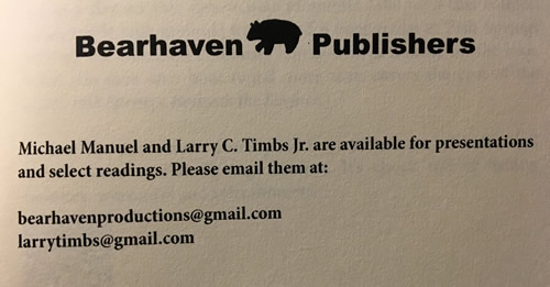 Bearhaven Publishers