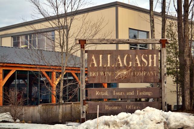 Katie Wanders : Allagash Brewing Company