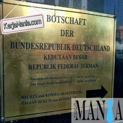 Lowongan Kerja Kedutaan Besar Jerman