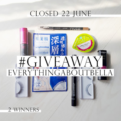 Giveaway lipstik Beauty Blogger Indonesia