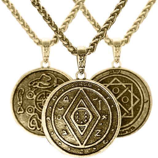 Image result for Money Amulet