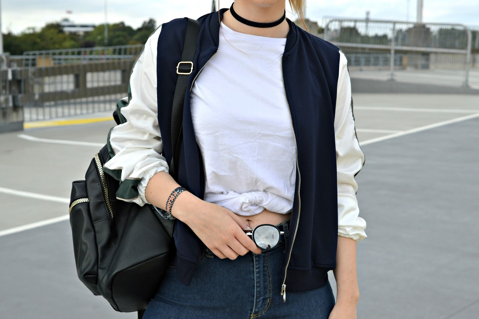 Bomber Jacket Outfit