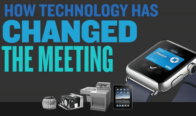 How Technology Has Changed the Meeting