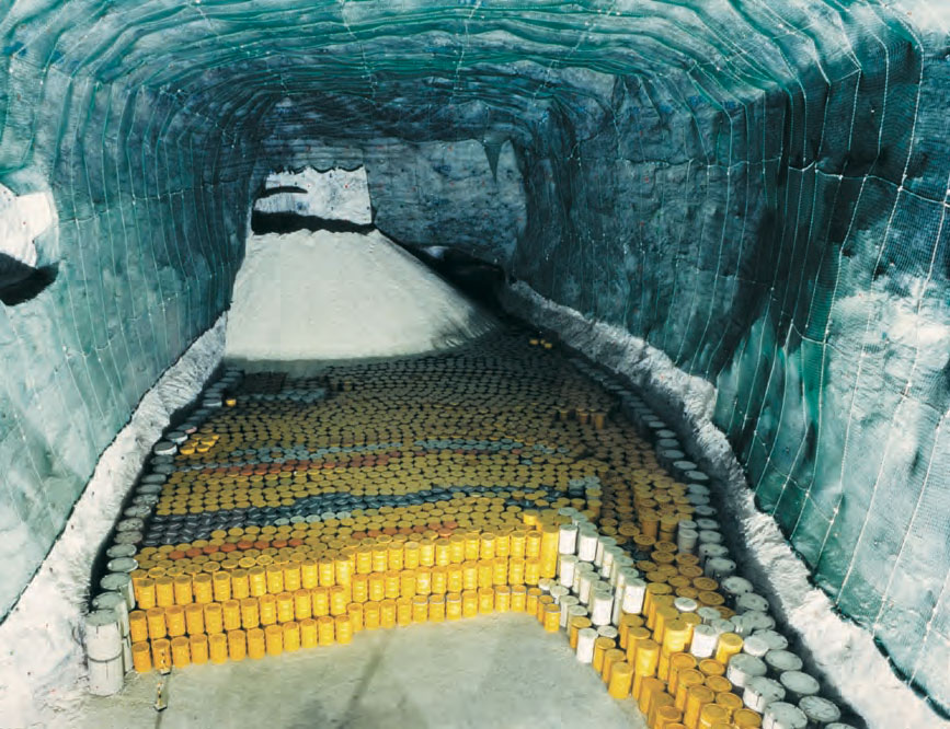 Treatment of Radioactive Nuclear Waste