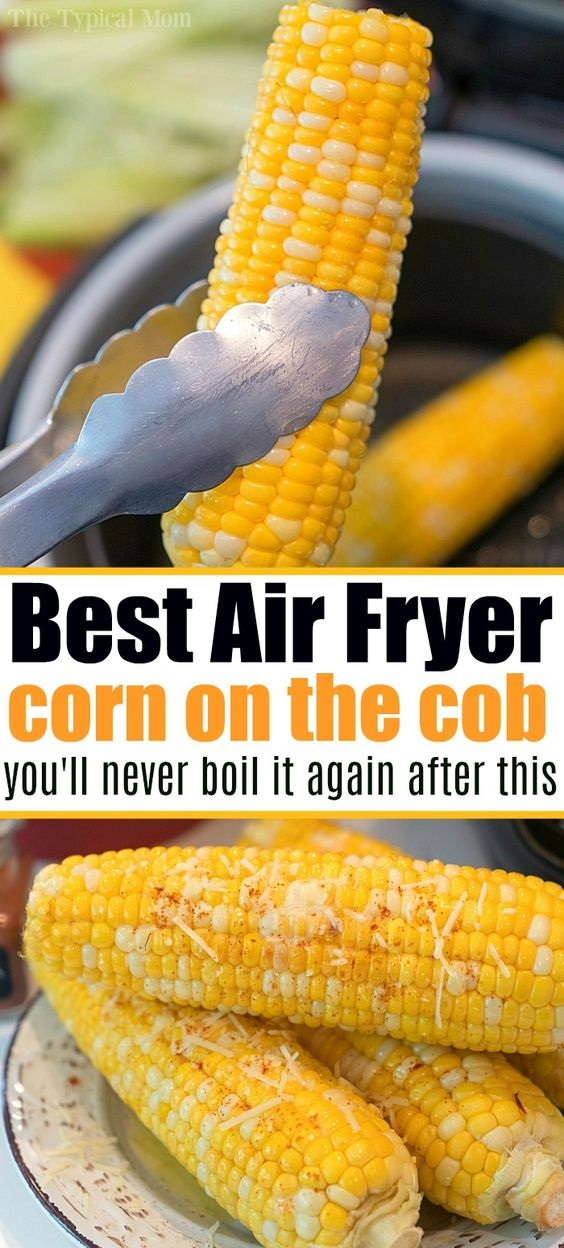 Air Fryer Corn