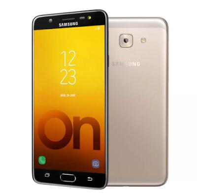 سامسونج تطرح هاتفها الجديد Samsung  Galaxy On Max بشاشة كبيرة وكاميرا عالية الدقة