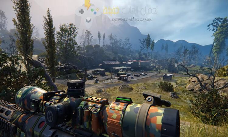 تحميل لعبة Sniper Ghost Warrior 3 برابط مباشر مجانا