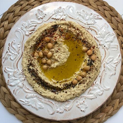 Hummus ~ Kichererbsencreme