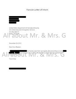All about Mr  and Mrs  G: K-1 Fiance Visa Timeline