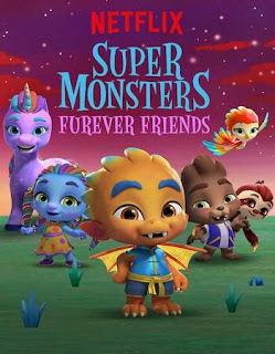 Super Monsters Furever Friends (2019) Hindi Dual Audio HDRip | 720p | 480p