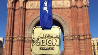mitja marato barcelona 2016