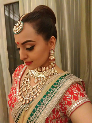 Makeup tips, goals, fashion trends and style tips to learn from Sonakshi