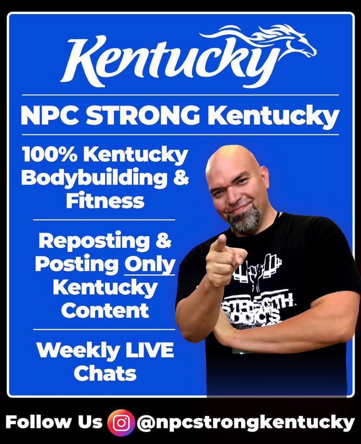 100% Kentucky Bodybuilding