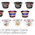 How to get 11 Greek yogurt cups FREE and earn $0.10 off per gallon of gas this week at Tops