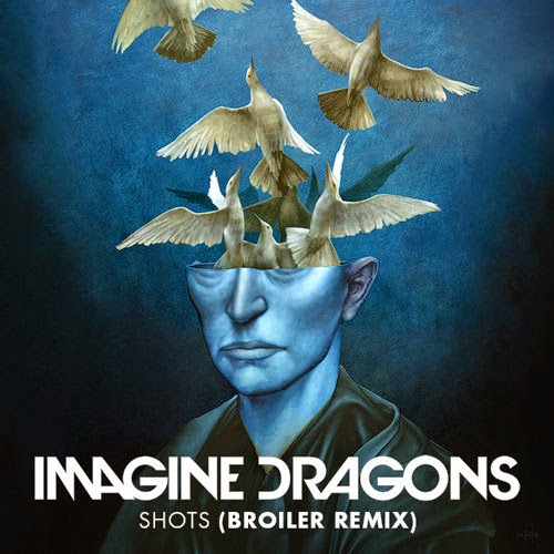 REVIEW: Imagine Dragons - Shots (Broiler remix) out on Interscope